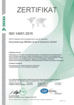 QMS 14001 (available only in German)