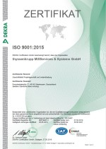 QMS 9001:2015 pr_ma (availabel only in german)